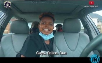 COMEDY VIDEO: Officer Woos - The Armed Robber- The Sales Boy